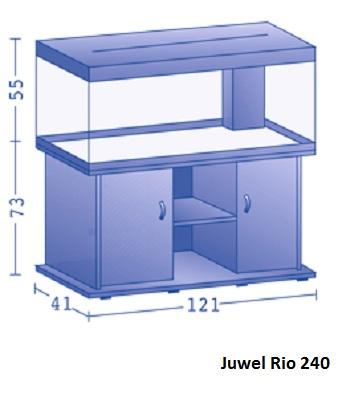 juwel rio 240 aquariumplus webwinkel. Black Bedroom Furniture Sets. Home Design Ideas
