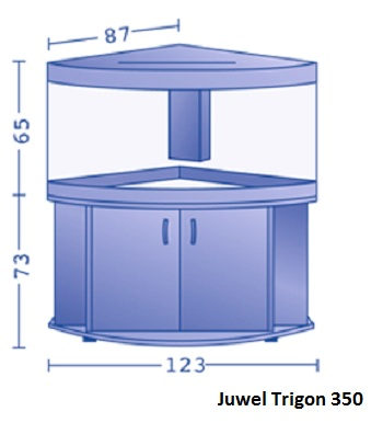 juwel trigon 350 aquariumplus webwinkel. Black Bedroom Furniture Sets. Home Design Ideas